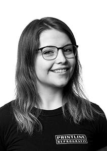 Printline Portrait Daira